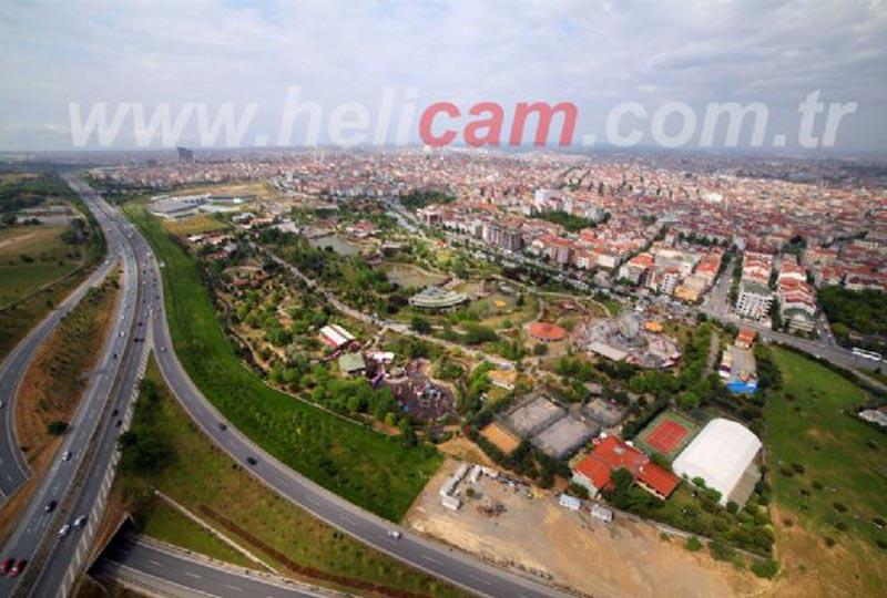Ada Park Havadan Fotoğraf